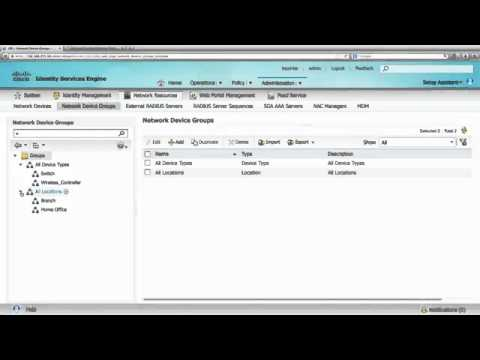 Cisco Bring Your Own Device BYOD Networking Tutorial  Differentiated Access