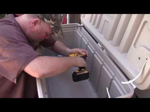 Warped Redneck Cooler Repair