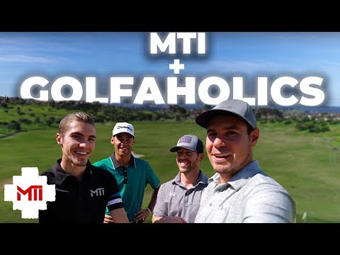 MTi joins Golfholics for an EPIC
