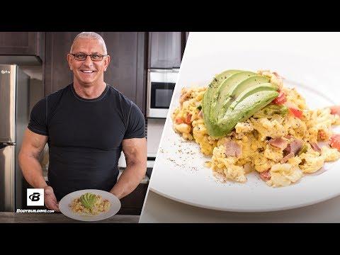 Chef Robert Irvine's Healthy Egg Recipes 3 Ways