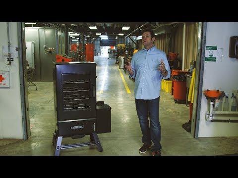How to Pre-Season the Masterbuilt XL Pellet Smoker