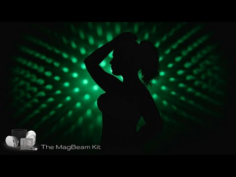Photography Tips! Creative Lighting Techniques with the MagMod MagBeam.. #WeLit