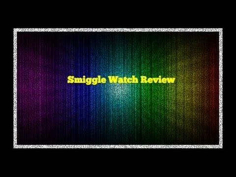 Smiggle watch review
