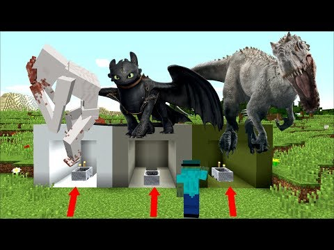 Minecraft NOOB vs PRO vs HACKER vs GOD: LIGHT FURY in