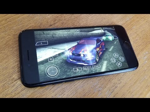 New Install PSP Emulator Games IOS 11/10/10.3 FREE NO Jailbreak-Iphone 7/7Plus/6/6Plus/6s/6sPlus