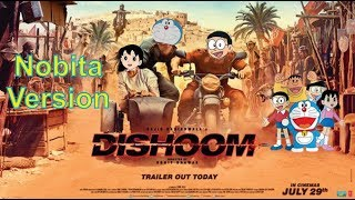Toh dishoom song (Nobita Version) | by Aayush shah | Fan made song