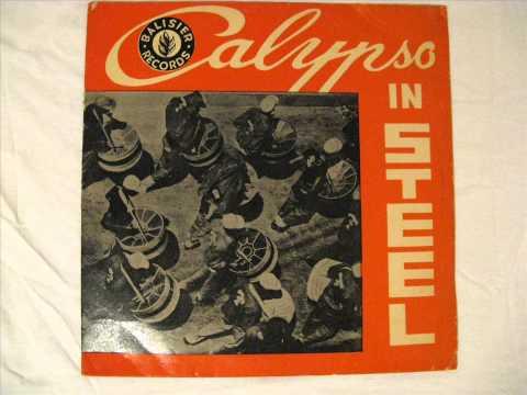 Calypso In Steel - Yacht Club Steel Band LP - eBay Sampler