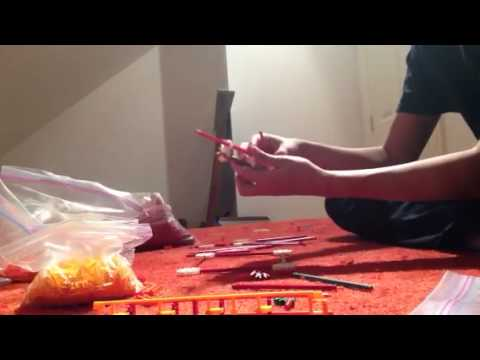 How to Make Knex Roller Coaster Tubes