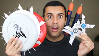 MOST DANGEROUS TOY OF ALL TIME!! (HOVER/FLIGHT EDITION!!) *EXTREME FRISBEE, RIP DISK, AND MORE!!*