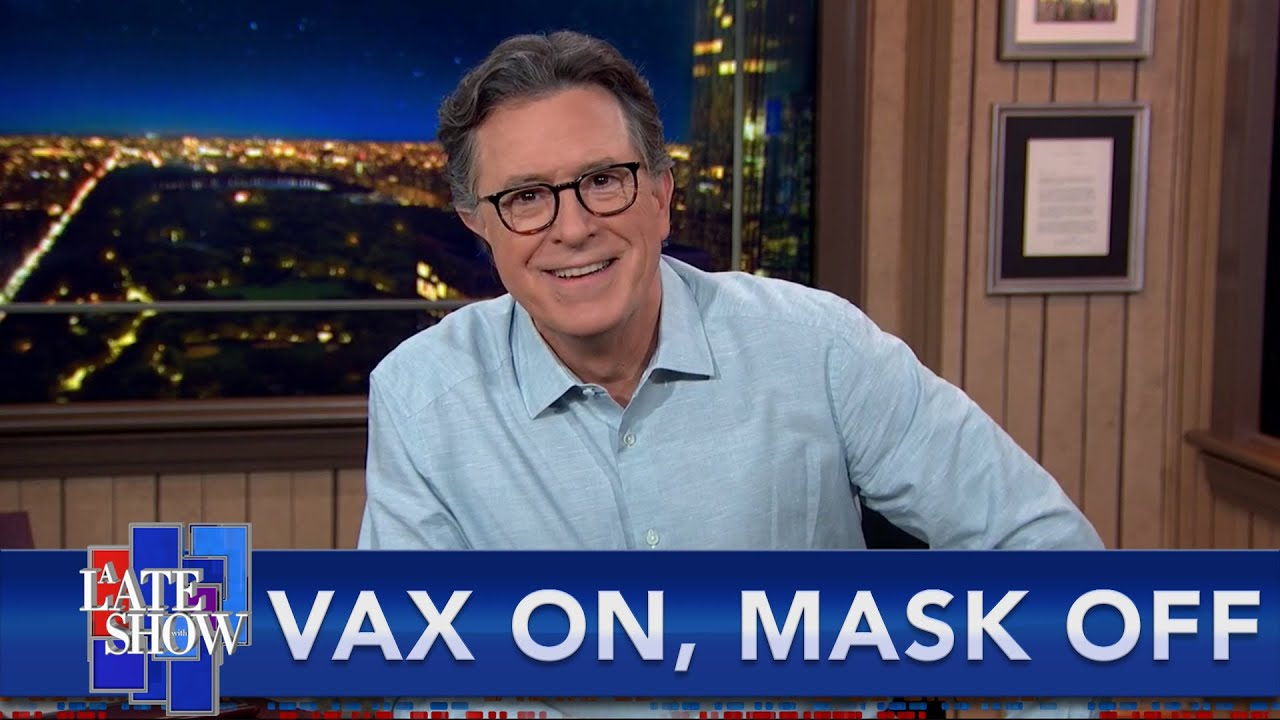 Mask-Holes Like Tucker Carlson Undermine Efforts To End The Pandemic