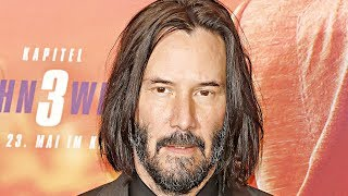 Keanu Reeves is John Wick - exclusive interview (2019)