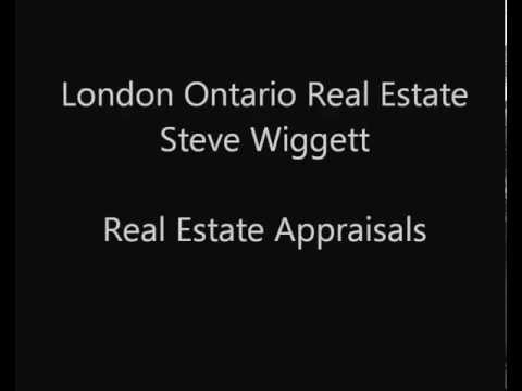 London Ontario Real Estate: Real Estate Appraisals