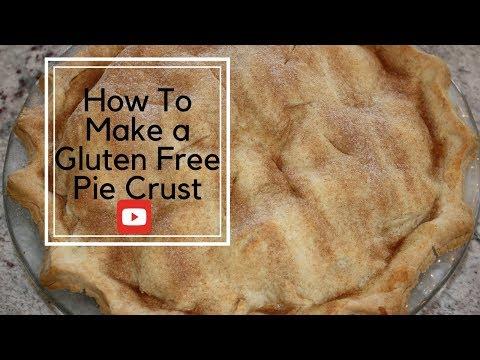 How to Make a Gluten Free Pie Crust