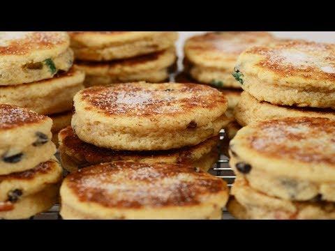 Welsh Cakes Recipe Demonstration - Joyofbaking.com