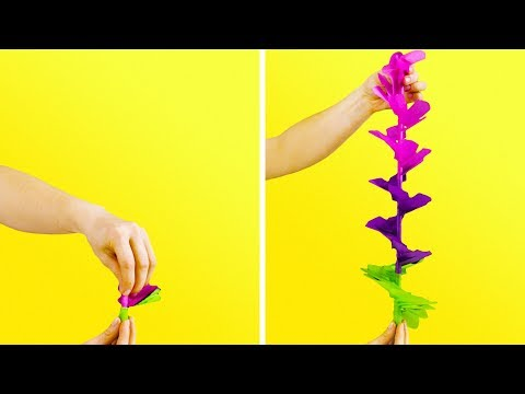 20 GORGEOUS AND EASY DIY FLOWERS FOR YOUR MOM