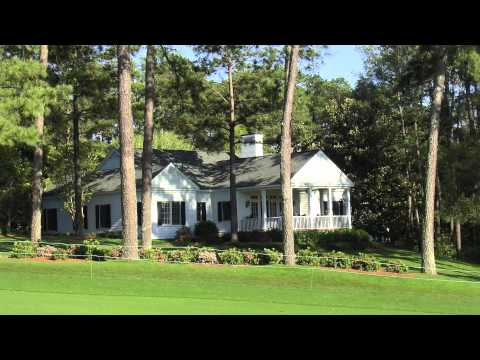 Eric Statzer - The Masters - Augusta National Golf Club