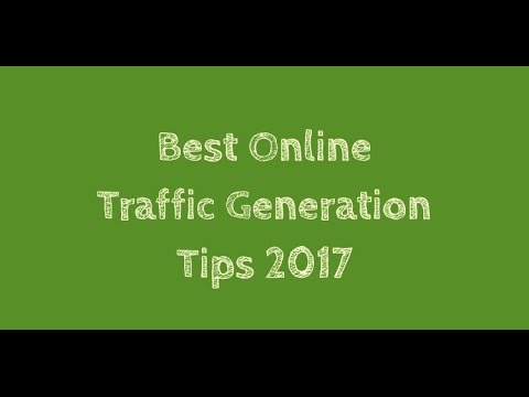 How To Get Tons Of FREE Traffic To Your Website and Affiliate Links For FREE 2017