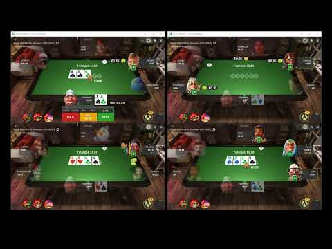 Playing 10nl On Unibet Poker Part 1/2