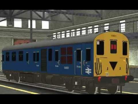 Trainz 2009 - UK Teaser Downloads from DLS (Download Station