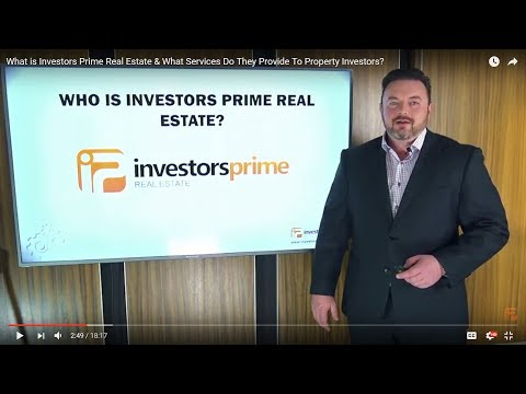 Who is Investors Prime Real Estate & What Services Do They Provide To Property Investors?