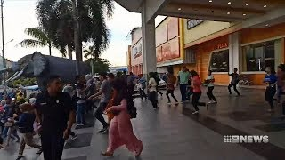 Download Bali Earthquake | 9 News Perth Video