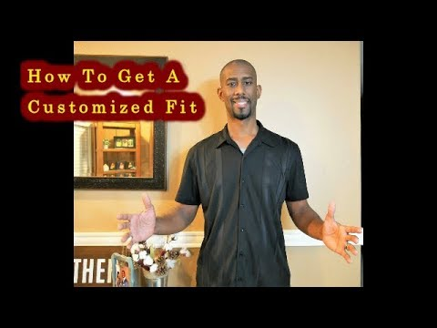 Sewing 101: Learn How To Get That Customized Tailored Fitting Shirt - Computerized Sewing Machine