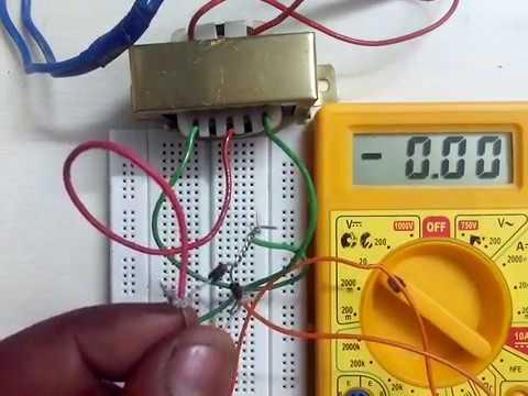 How to convert 110v / 120v /  220v / 230 volts AC to 5 volt DC | 5v DC regulated power supply