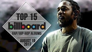 Top 15 • US Rap/Hip-Hop Albums • August 19, 2017 | Billboard-Charts