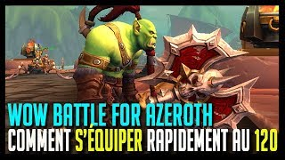 MES ADDONS POUR BFA - WOW BATTLE FOR AZEROTH - myvideoplay