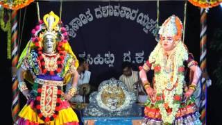 Yakshagana Bhagavathi Mahathme02/Sasihithlu Mela