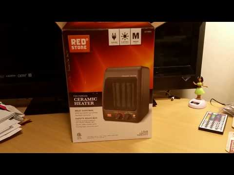 Tractor Supply Redstone Heater Review
