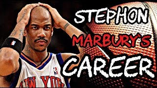 What REALLY Happened to Stephon Marbury