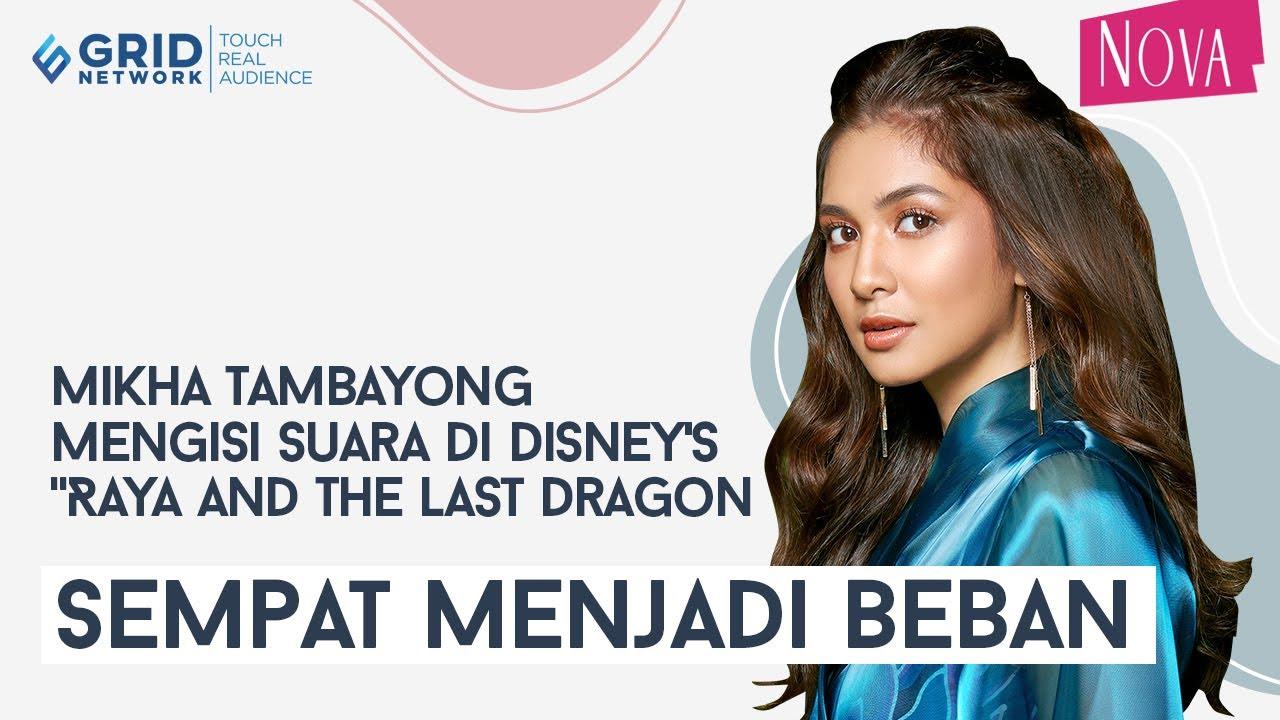 Download Mikha Tambayong Mengisi Suara Raya di Disney's Raya and The Last Dragon MP3 Gratis