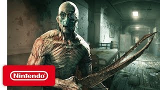 Outlast Series Trailer - Nintendo Switch