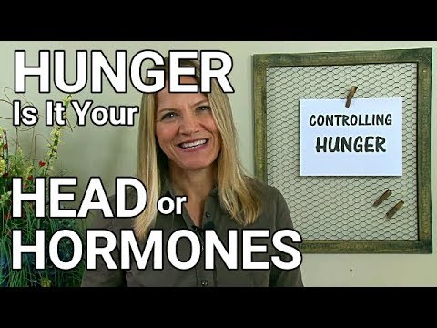 Controlling Hunger - Is It Your Head or Hormones?