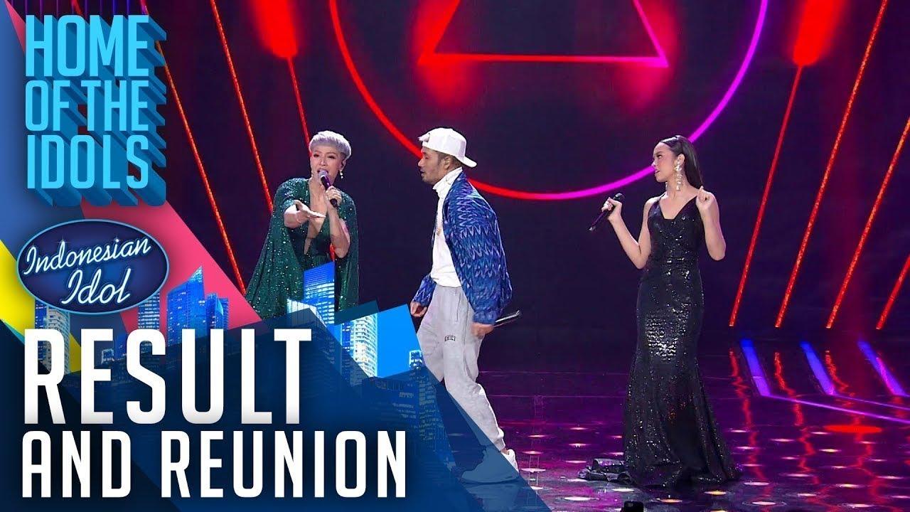 Download LYODRA X LEA SIMANJUNTAK X JFLOW - RESULT & REUNION - Indonesian Idol 2020 MP3 Gratis