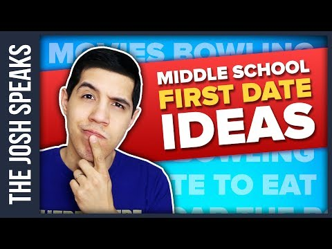 MIDDLE SCHOOL FIRST DATE IDEAS 💡