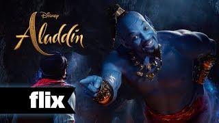 Download Aladdin - First Look At The Genie (2019) Video