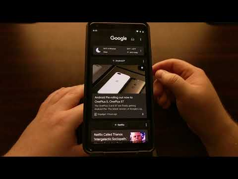 Google Discover | Turning Off the Feed