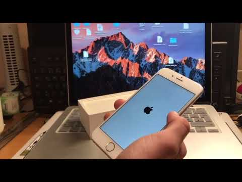 Setup iOS 10 and iOS 11 without