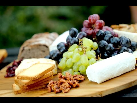 How To Create a Cheese Board | ENTERTAINING WITH BETH