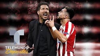 Héctor Herrera sería una de las sorpresas del Atlético   Telemundo Deportes