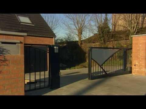 BFT Deimos Slide Gate Opener