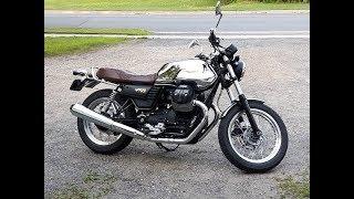 Moto Guzzi V7 III ' Figaro ' by South Garage Motorcycle