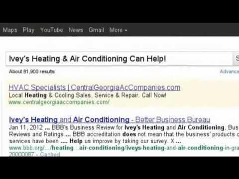 Air Conditioning Contractor - Macon GA - Gray GA - 478-447-3744