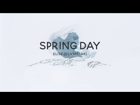 (Acoustic English Cover) BTS - Spring Day (봄날)   Elise (Silv3rT3ar)