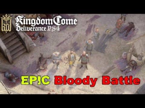 Kingdom Come Deliverance The Siege of Talmberg