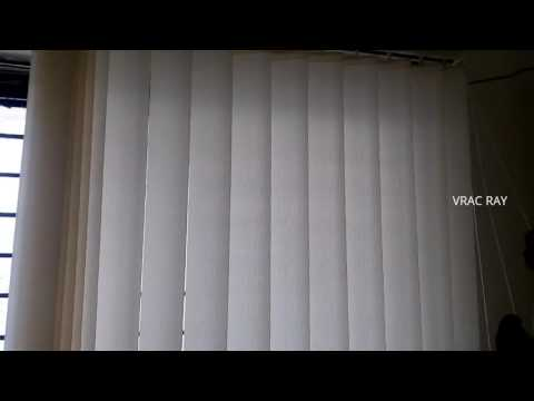 The Window Standard cloth Screen is Easy to Open & Close Quickly - Must Watch