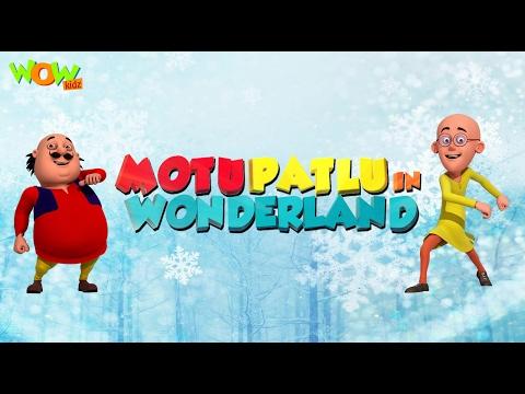 Motu Patlu In Wonderland - Movie - ENGLISH, SPANISH & FRENCH SUBTITLES!