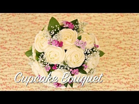Cupcake Bouquet for Mother's Day! - Gemma's Bigger Bolder Baking Ep 12